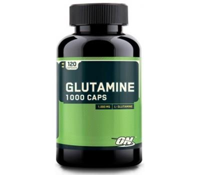 Optimum Nutrition Glutamine 1000 Caps 120 capsules в Киеве