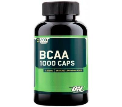 BCAA 1000 caps Optimum Nutrition 200 капсул в Киеве