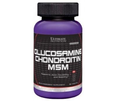 Glucosamine Chondroitin MSM Ultimate 90 таблеток в Киеве