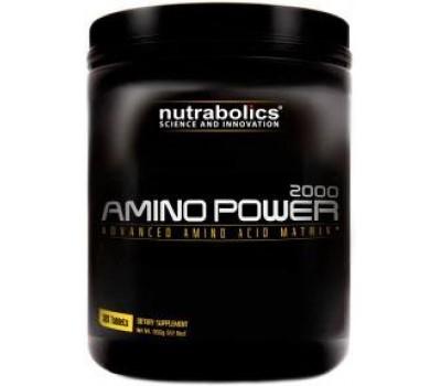 Nutrabolics Amino Power 2000 325 таблеток в Киеве