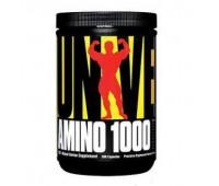 Amino 1000 Universal Nutrition 500 таблеток