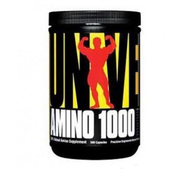 Amino 1000 Universal Nutrition 500 таблеток в Киеве
