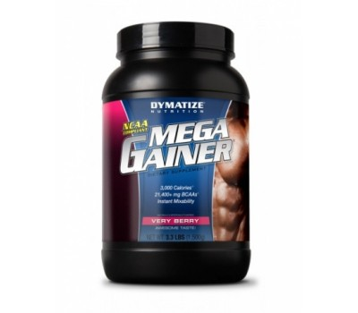 Dymatize Nutrition Mega Gainer NCAA Compliant 1500g в Киеве