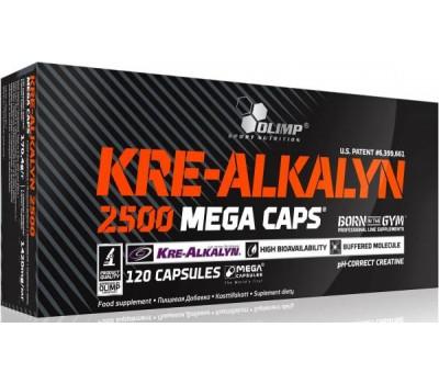 Kre-Alkalyn 2500 Mega Caps Olimp 120 капсул в Киеве