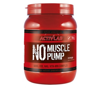 NO Muscle Pump Activlab 750g в Киеве