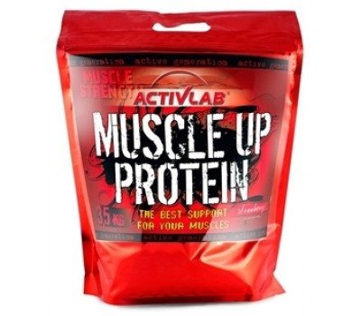 Muscle Up Protein Activlab 3500g в Киеве