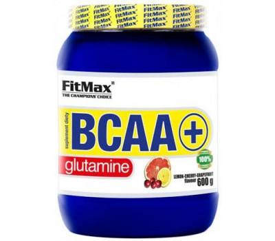 BCAA + Glutamine FitMax 600g в Киеве