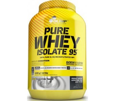 Pure Whey Isolate 95 Olimp 2200g в Киеве