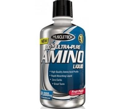 100% Ultra-Pure Amino Liquid Muscletech 946 мл в Киеве