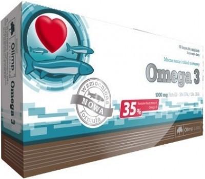 Gold Omega-3 35% Olimp Labs 60 капсул в Киеве