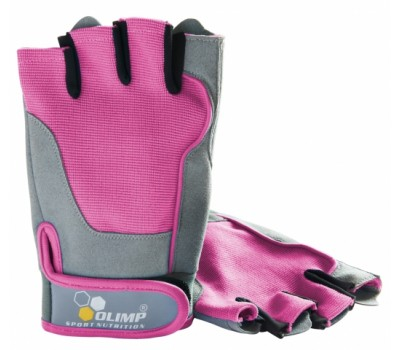 Перчатки Olimp Labs Fitness One Pink в Киеве