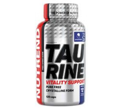 Taurine Nutrend 120 капсул в Киеве