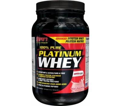 100% Pure Platinum Whey SAN 900g в Киеве