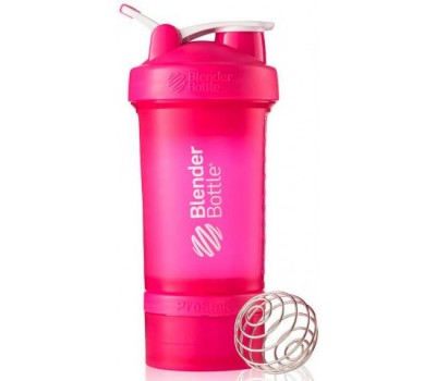 Shaker Blender Bottle ProStak 650 ml fuul pink в Киеве