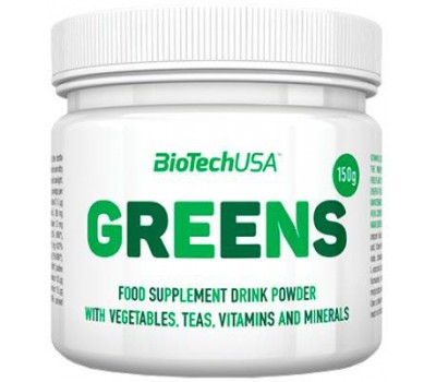 BioTech USA Greens 150g в Киеве