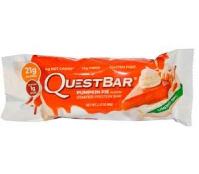 Quest Bar Pumpkin Pie 60g в Киеве