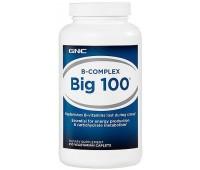 GNC BIG 100 250 таблеток