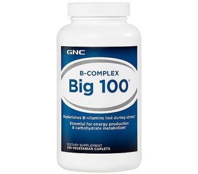 GNC BIG 100 250 таблеток в Киеве