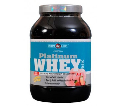 Протеин Form Labs Platinum Whey Basic 900g в Киеве