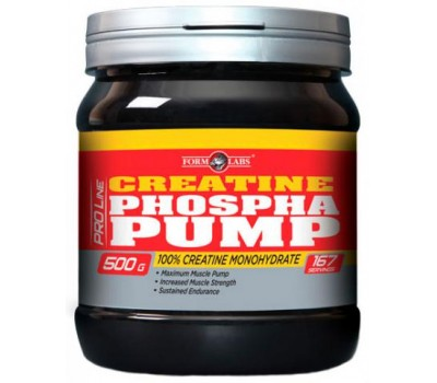 Креатин Form Labs Phospha Pump 500g в Киеве