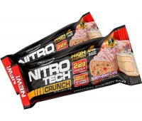 MuscleTech Nitro Tech Crunch Bar 65g