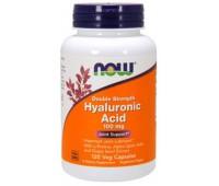 Hyaluronic Acid 100 mg NOW Foods 120 Veg Caps