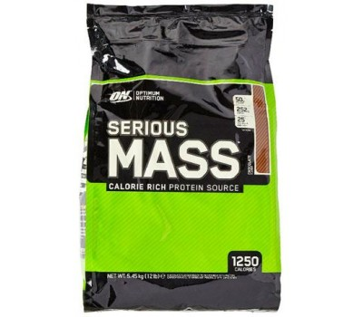 Serious Mass 5,45 кг Optimum Nutrition (Europe) в Киеве