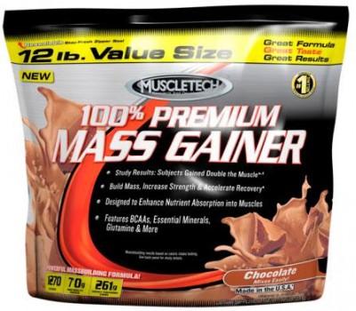 100% Premium Mass Gainer Muscletech 5500g в Киеве
