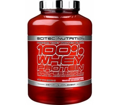 100% Whey Protein Professional Scitec 2350g в Киеве