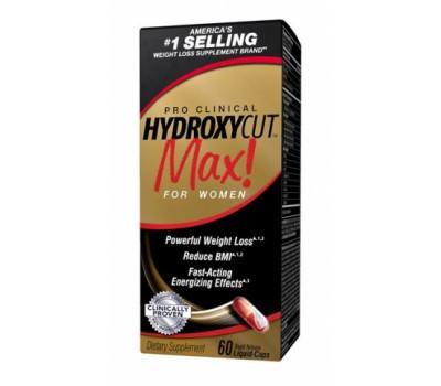 MuscleTech Hydroxycut MAX Pro Clinical 60 caps в Киеве