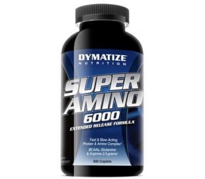 Super Amino 6000 Dymatize Nutrition 500 таблеток в Киеве
