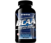 BCAA Complex 2200 Dymatize Nutrition 400 таблеток