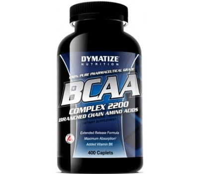BCAA Complex 2200 Dymatize Nutrition 400 таблеток в Киеве