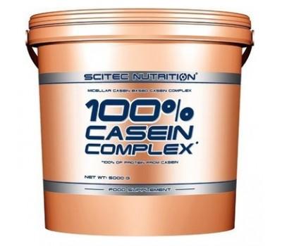 100% Casein Complex Scitec 5000g в Киеве