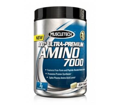 100% Ultra-Premium Amino 7000 MuscleTech 324 таблетки в Киеве