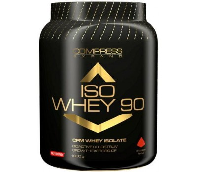 Nutrend COMPRESS Iso Whey 90 1000g в Киеве