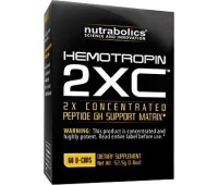 Hemotropin 2XC Nutrabolics 60 капсул