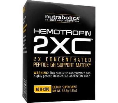 Hemotropin 2XC Nutrabolics 60 капсул в Киеве