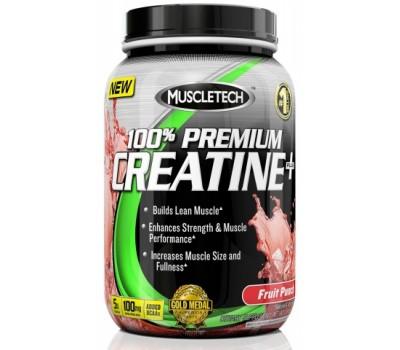100% Premium Creatine Plus MuscleTech 1720 грамм в Киеве