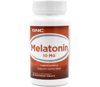 GNC Melatonin 10 mg 60 таблеток в Киеве