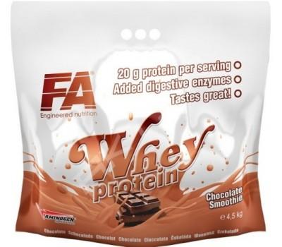 Whey Protein Fitness Authority Nutrition 4500g в Киеве