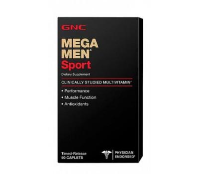 Витамины GNC Mega Men Sport 90 таблеток в Киеве