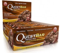 Quest Bar Chocolate Brownie 12х60g