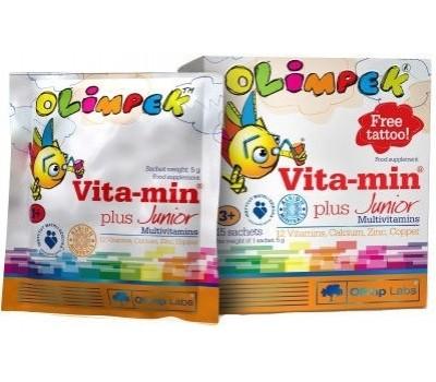 Olimp Labs Olimpek Vita-Min plus Junior 15 пакетов в Киеве