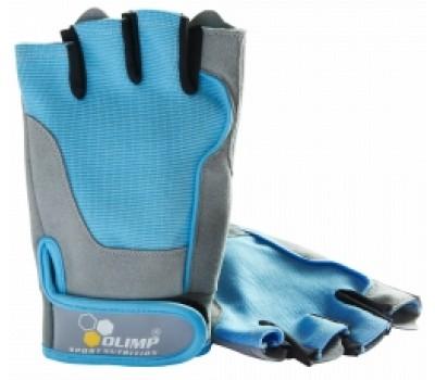 Перчатки Olimp Labs Fitness One Blue в Киеве