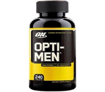 Optimum Nutrition Opti-Men 240 таблеток в Киеве