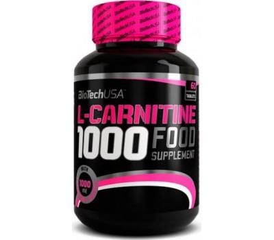 L-Carnitine 1000 MG BioTech 60 таблеток в Киеве