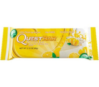 Quest Bar Lemon Cream Pie 60g в Киеве