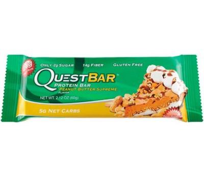 Quest Bar Peanut Butter Supreme 60g в Киеве