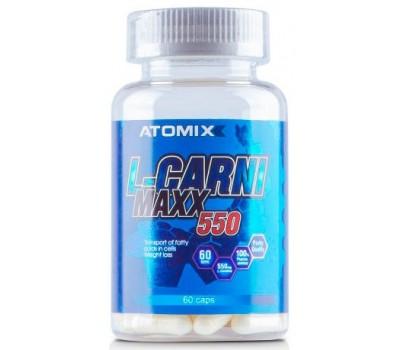 Atomixx L-Carni Maxx 550 60 капсул в Киеве
